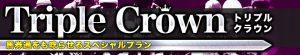 競馬CROWN_競馬クラウン-有料情報-TripleCrown
